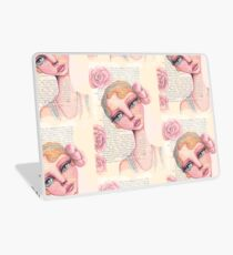 Flapper Girl Laptop Skin