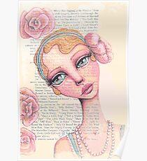 Flapper Girl Poster