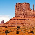 Monument Valley by Jacinthe Brault