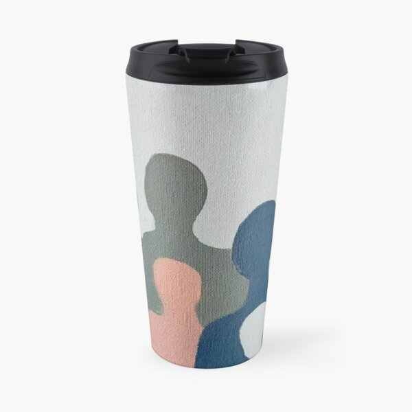 Angel in Disguise  Travel Mug