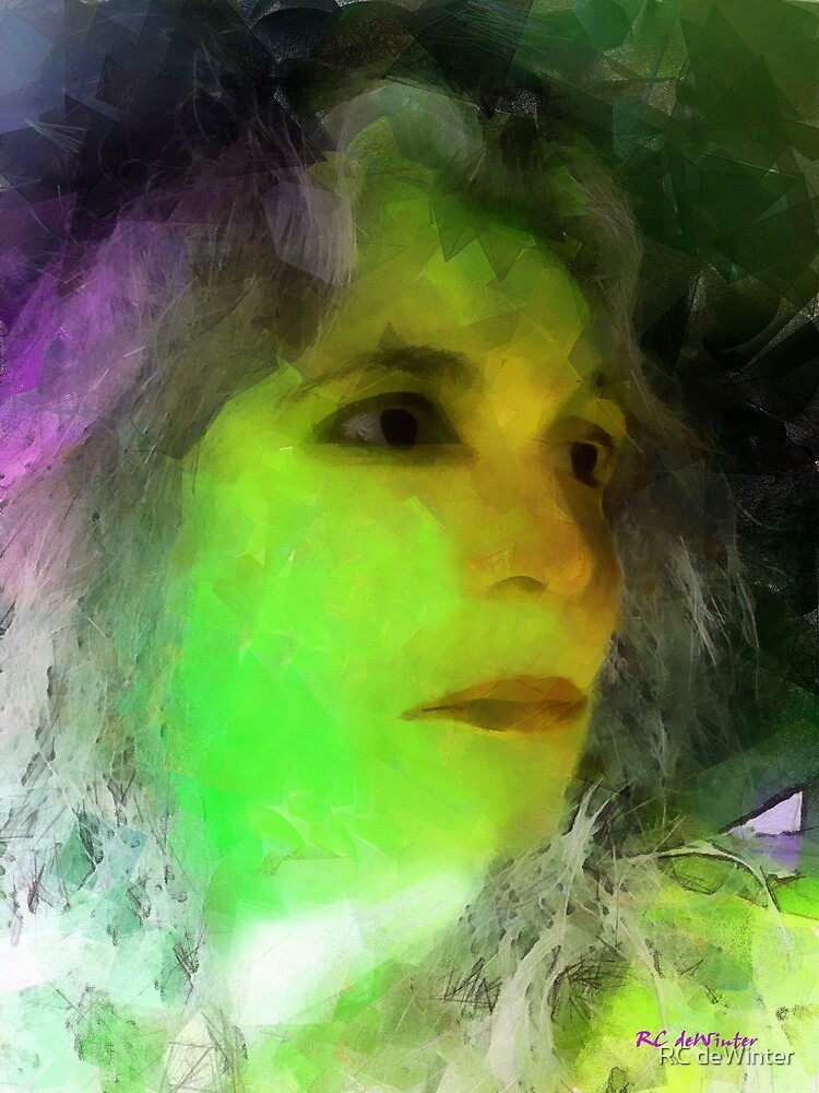 Becoming Elphaba by RC deWinter