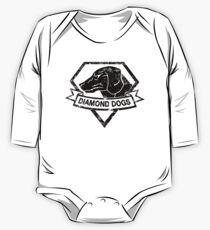 Diamond (Black) Kids Clothes