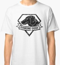 Diamond (Black) Classic T-Shirt