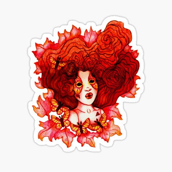 Breath Of Autumn Sticker
