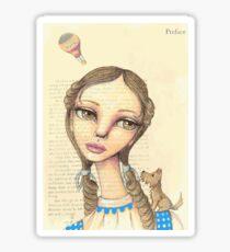 Sweet Dorothy Sticker