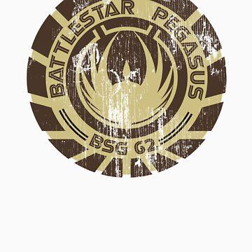 Battlestar Pegasus by jossoway