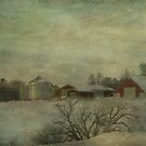 Old Time Winter by Terrie Taylor