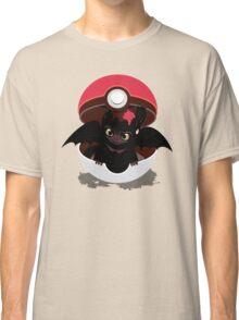 How To Catch Your Dragon Classic T-Shirt