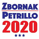 Zbornak Petrillo 2020 Golden Girls for President - Design #2 by Jelene by Jelene
