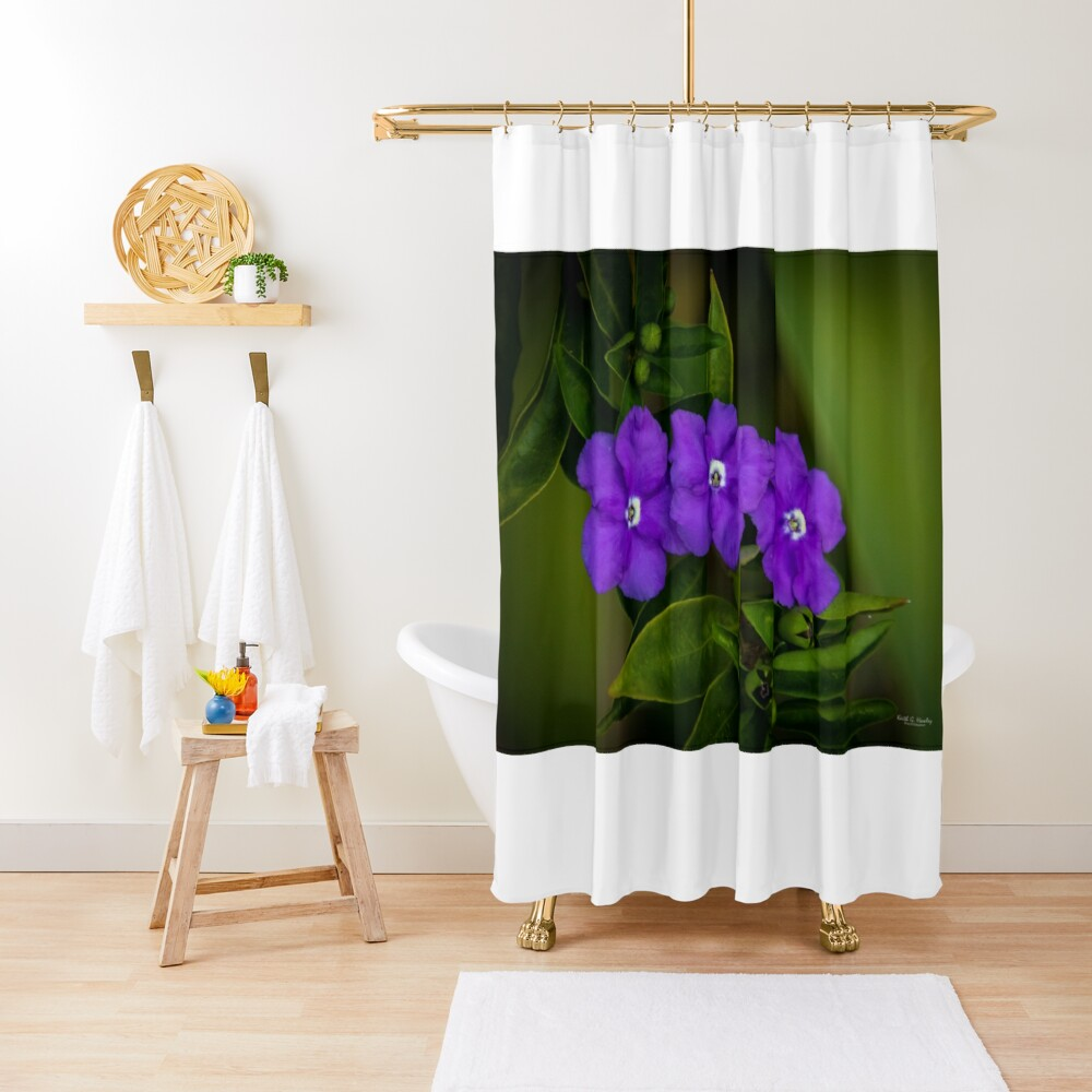 3 of a Kind Shower Curtain