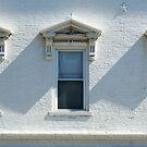 Window Trio by Christopher Herrfurth