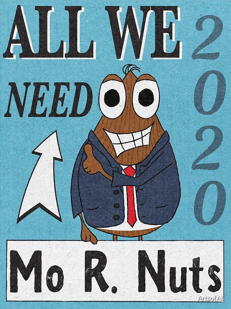 Mo. R Nuts Please by ArtsofAll