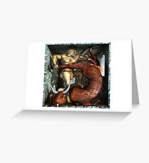 "Ecce Homo 106 ""GILGAMESH"" Greeting Card"