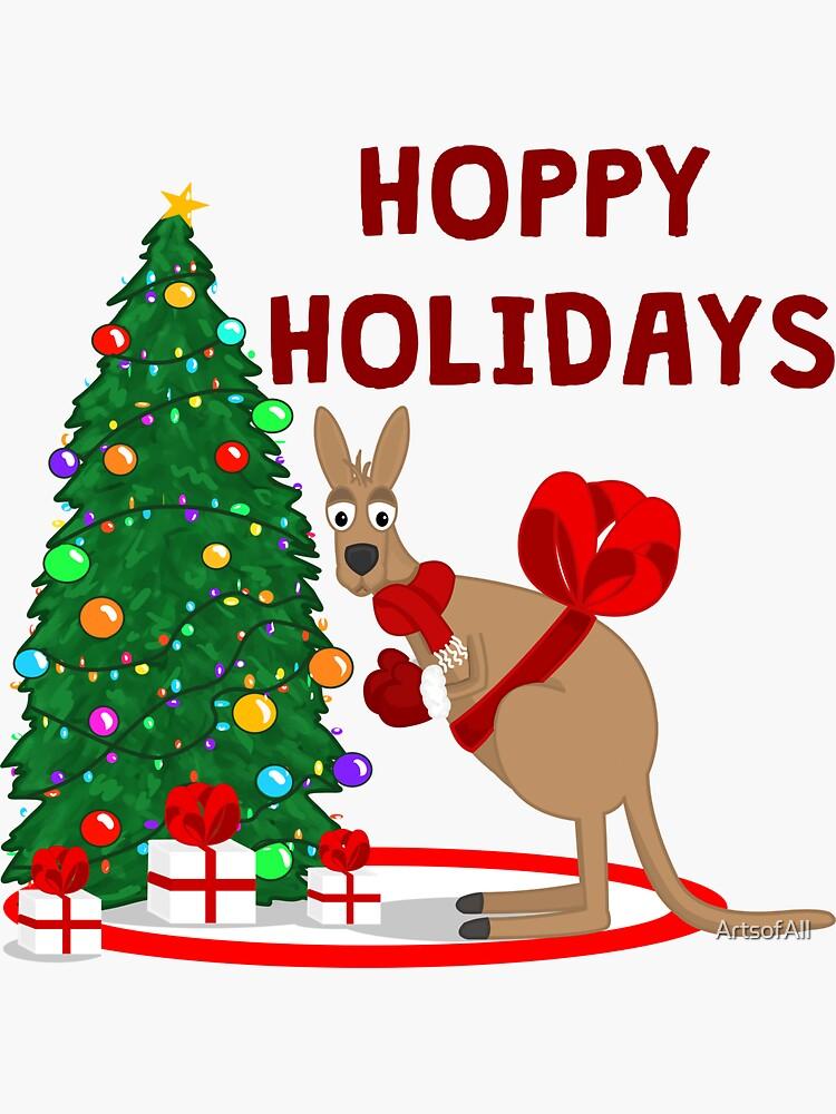 Hoppy Holidays by ArtsofAll