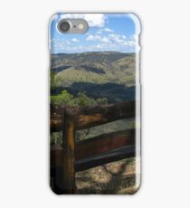 Merlin's Lookout - Hill End iPhone Case/Skin