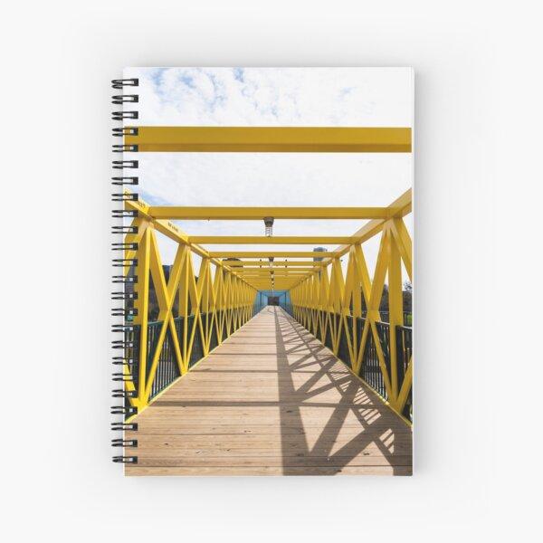 mn bridge Spiral Notebook