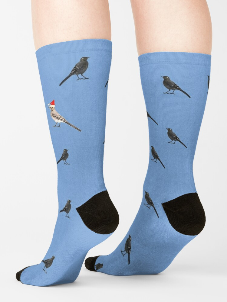 Alternate view of Christmas in the bird town Socks
