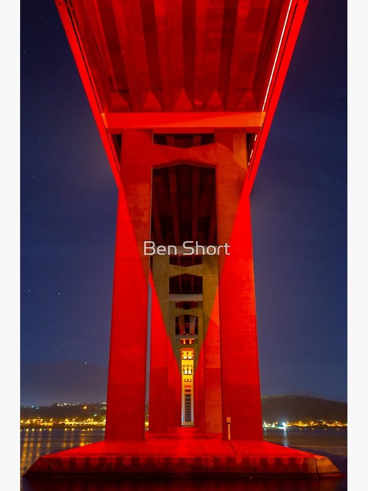 Red Tasman by bcshort