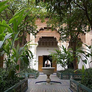 Lovers Garden - Marrakech, Morocco by becca305