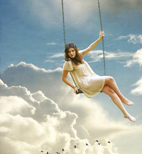 High... by Carol Knudsen