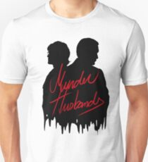 Murder Husbands [Black/Red] T-Shirt