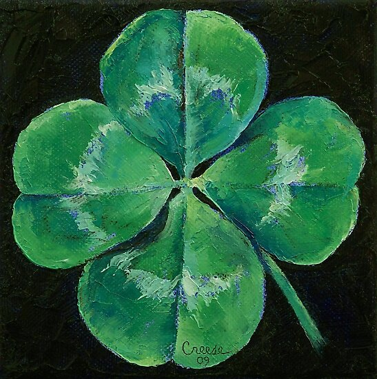Shamrock by Michael Creese