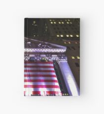 The Stock Exchange Hardcover Journal