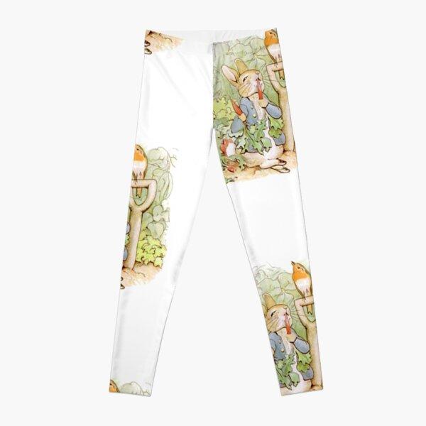 Carrot Car Rabbit Easter Green Yoga Tights Short Running Pants Workout