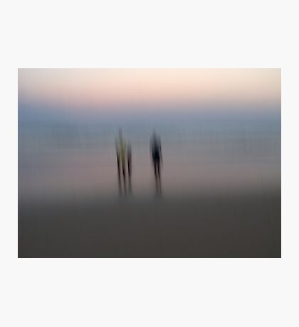 Stillness and Motion Photographic Print
