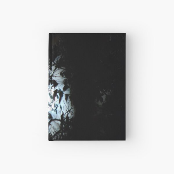 A lot of things go bump in the night.... Hardcover Journal