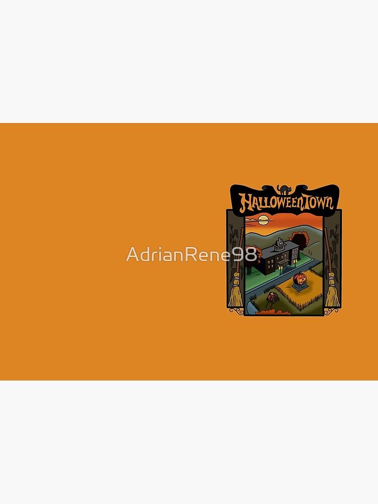 Halloweentown Book Cover by AdrianRene98