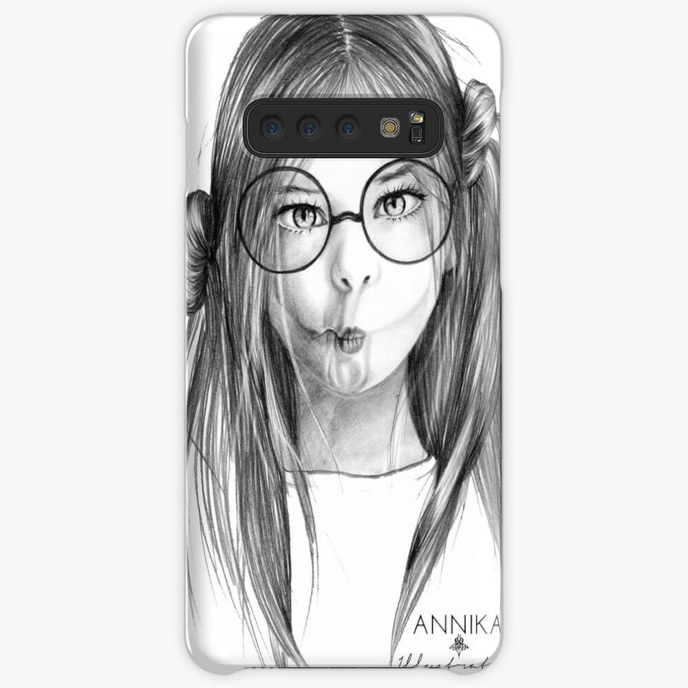 Mathea Samsung Galaxy Snap Case