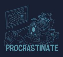 TShirtGifter Presents: PROCRASTINATE! (Blueprint)