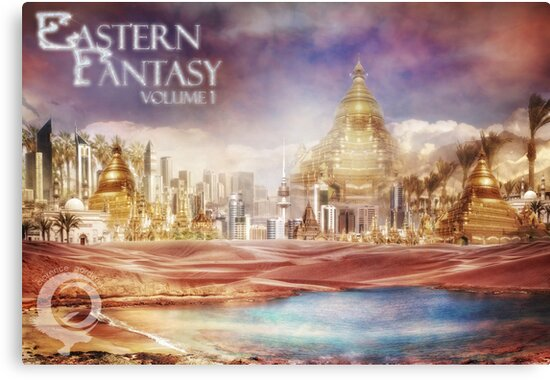 Eastern Fantasy - Volume One by Clarence  Gardener