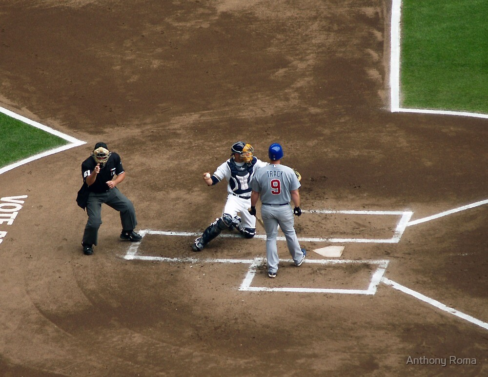 Strike Call by Anthony Roma