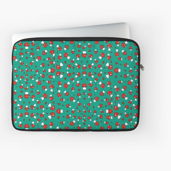 Toadstool Heaven  Laptop Sleeve