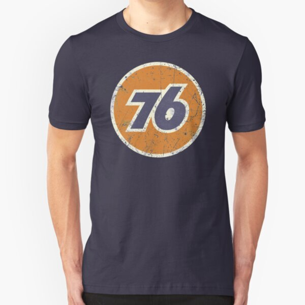 Union 76 gas station convenience store t-shirt