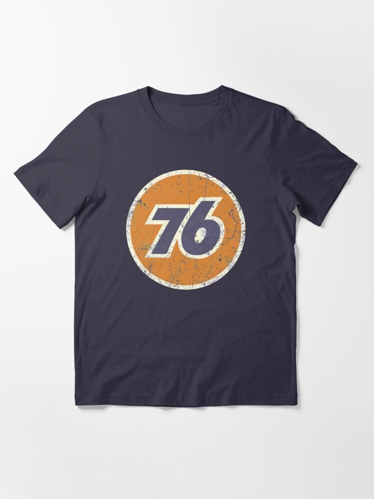 Alternate view of 76 Oil Union Vintage Essential T-Shirt