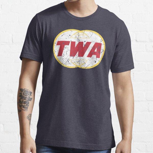 en haute résolution. T-shirt essentiel