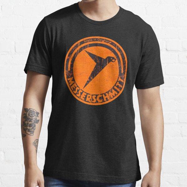 Messerschmitt German Aircraft WW2 Logo Essential T-Shirt