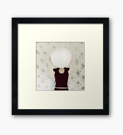 Ignorance Framed Print
