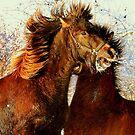 The clash by Alan Mattison