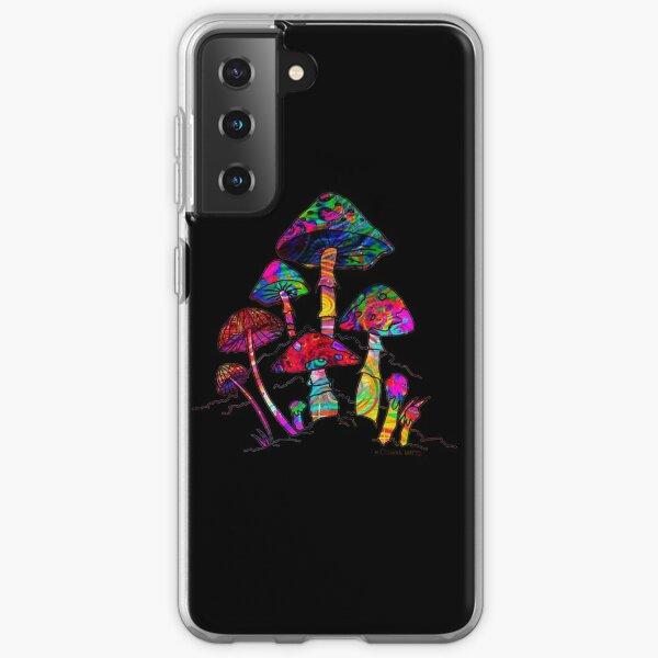 Magic Mushroomz Samsung Galaxy Soft Case