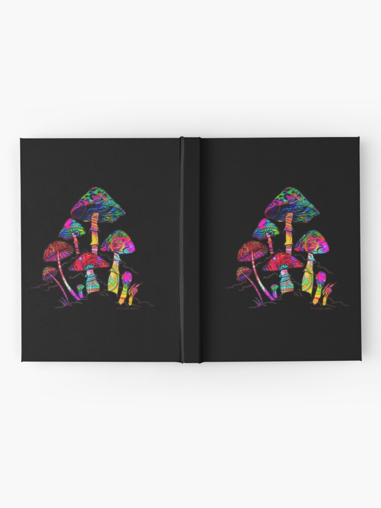 Alternate view of Magic Mushroomz Hardcover Journal