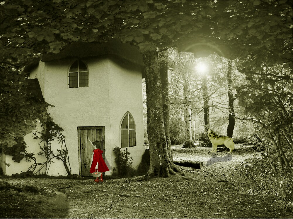 Little Red Riding Hood.. by Susie Hawkins