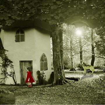 Little Red Riding Hood.. by SusieH