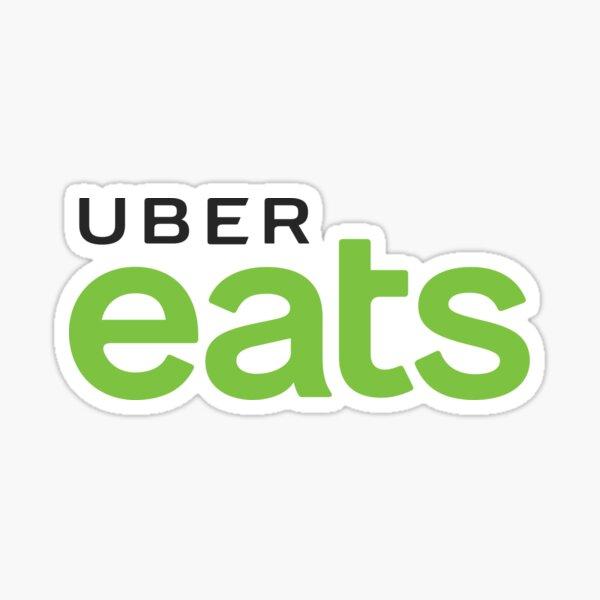 Uber mange Sticker
