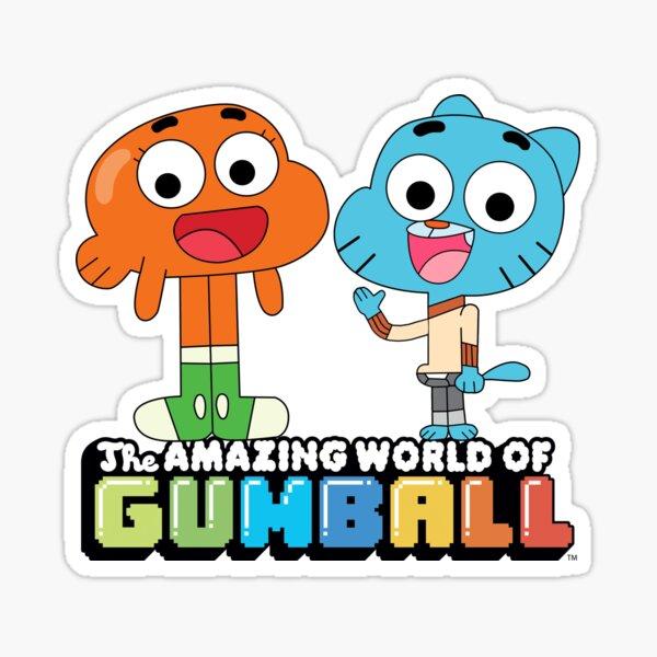 Gumball et Darwin saluent les fans Sticker