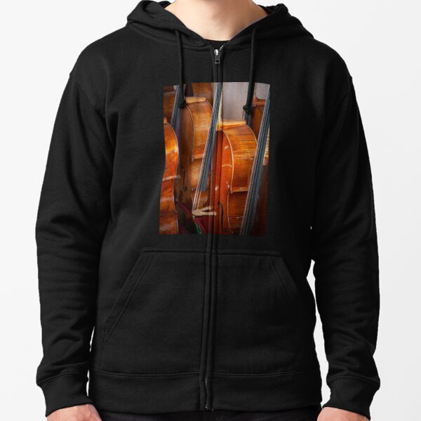 Cellos Zipped Hoodie