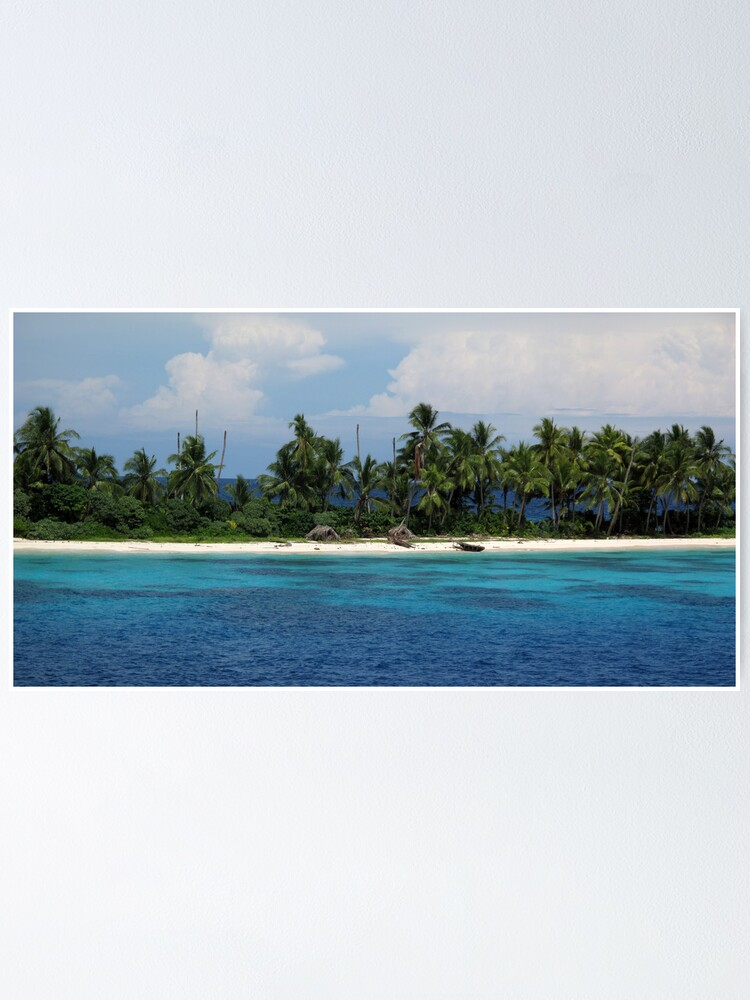 Alternate view of Kanapu Shoreline Poster